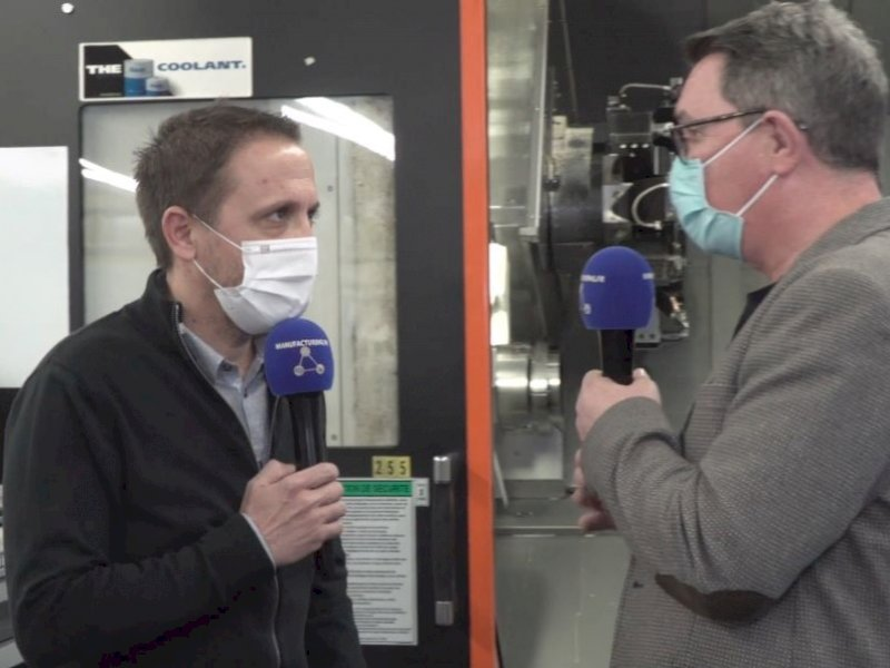 Reportage dans Manufacturing.fr